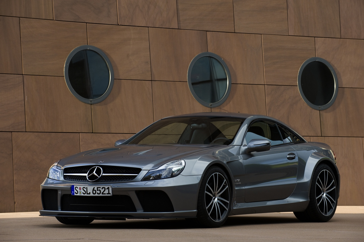 2009 Mercedes Benz Sl 65 Amg Black Series Emirates In Style